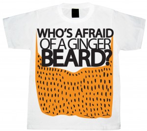 Who's Afraid Of A Ginger Beard?